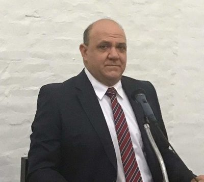 González Macchi nuevo asesor en el Ministerio del Interior