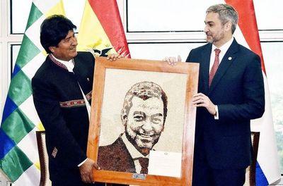 """Paraguay fue propuesto como """"plan B"""" para Evo Morales"""