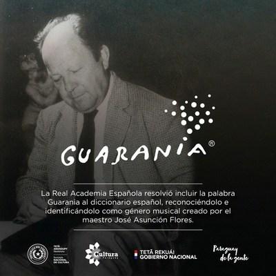 """La RAE incorpora el vocablo """"Guarania"""" al diccionario español"""