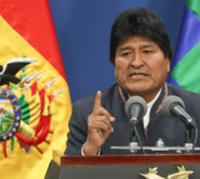Evo Morales tendrá asilo político en México