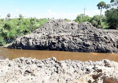 Promedio de 100 mm de lluvia en Bahía Negra