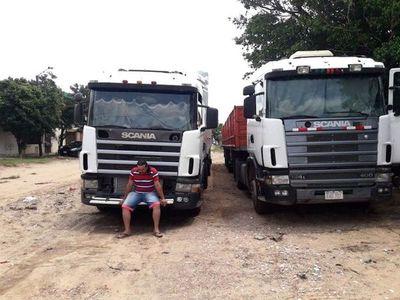 Camioneros paraguayos varados reclaman ayuda