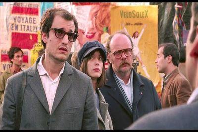 """Exhiben el filme """"Godard mon Amour"""" en Cinemarte"""