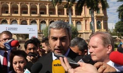 HOY / Si Evo pedía, se le concedía asilo, confirma Abdo y dice que no hubo golpe de Estado