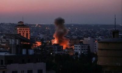 Tensión: Intercambio de proyectiles entre Gaza e Israel tras el asesinato de un líder de la Yihad Islámica