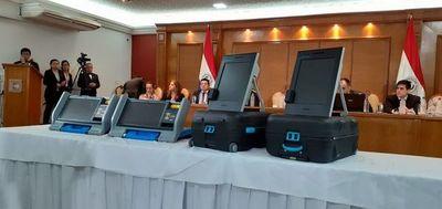 Kattya pide juicio político a ministros del TSJE si se anula licitación de urnas electrónicas