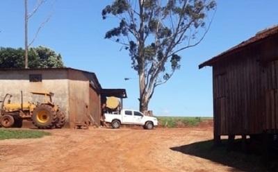 Secuestradores eran paraguayos e incineraron camioneta en su huida