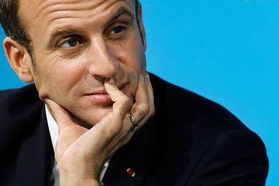 """El sistema político mundial atraviesa una """"crisis sin precedentes"""", advierte  Macron"""