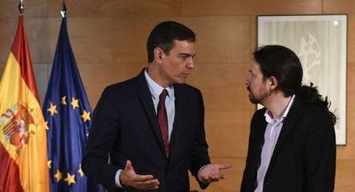 Pedro Sánchez y Pablo Iglesias alcanzan un preacuerdo de gobernabilidad