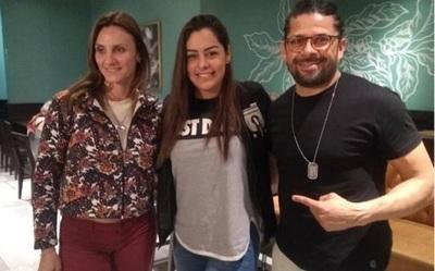 Larissa Riquelme confirmó que estará en una 'serie' argentina