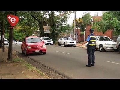 POLICÍA MUNICIPAL DE TRÁNSITO REFUERZA PRESENCIA EN LAS CALLES