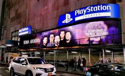 HOY / Tierra Adentro y Kchiporros brindaron concierto en Nueva York