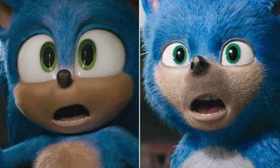 Revelan trailer con nueva versión de Sonic