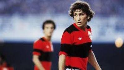 Zico anotó 11 goles y llevó al Flamengo al primer título