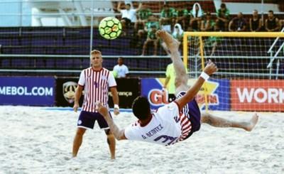 Paraguay a días de recibir el Mundial de Fútbol Playa