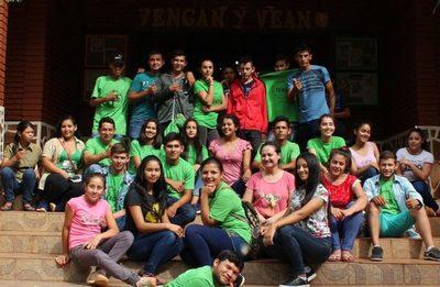 Jóvenes de Caaguazú se capacitan para incidir ante sus autoridades