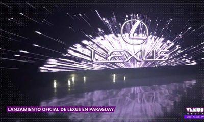 """Toyotoshi presenta """"Lexus"""" en Paraguay"""