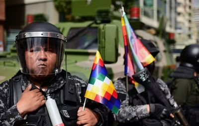 Congresistas piden garantías para sesión que elegirá presidente en Bolivia
