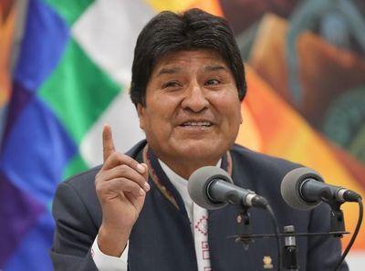 """Mercenario húngaro acusará a Evo Morales por """"crimen de lesa humanidad"""""""
