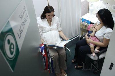 Sancionan proyecto que amplía ley que protege maternidad y lactancia