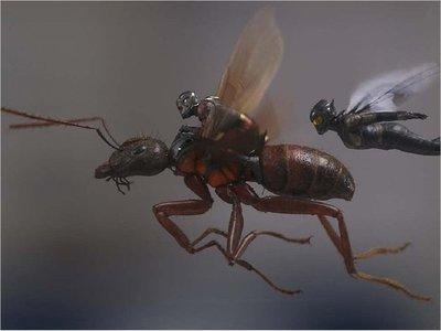 Ant-Man tendrá una tercera entrega que será estrenada en 2022