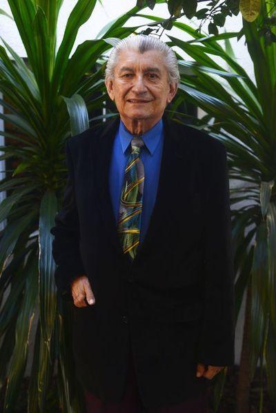 Homenaje a Nino Palacios