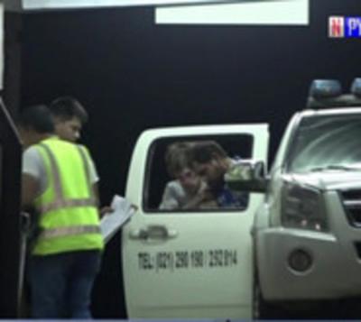 Motochorros hieren a una persona en intento de asalto