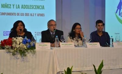 HOY / Autoridades y referentes se comprometen a erradicar la violencia contra la niñez y adolescencia