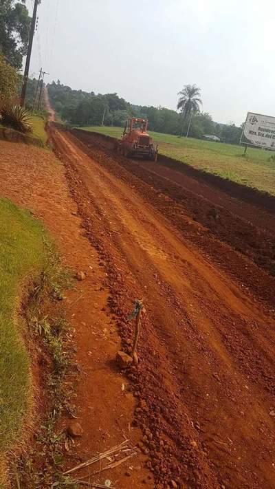 Vecinos exigen asfalto en km 12 Acaray y la obra es declarada de interés departamental