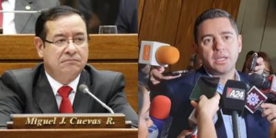 Miguel Cuevas a Alliana: 'que demuestre que estoy mintiendo'