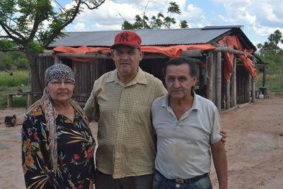 Familia chaqueña recupera sus tierras después de años de lucha contra poderosos