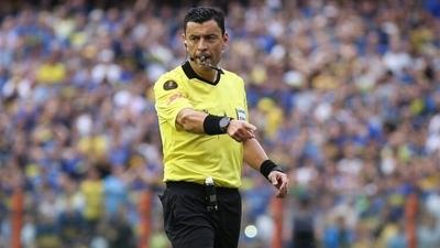 HOY / El chileno Roberto Tobar arbitrará la final de la Copa Libertadores