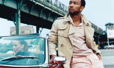 """John Legend es elegido el """"Hombre Más Sexy"""" del 2019 por la revista People"""