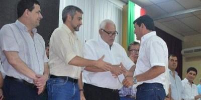 SEGUNDO DESEMBOLSO DE BECAS A ESTUDIANTES SE REALIZARÁ EN LA GOBERNACIÓN DE ITAPÚA