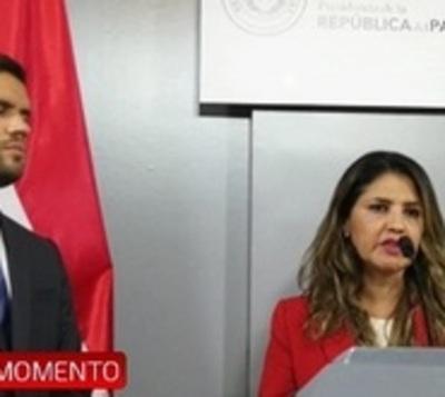 Justicia cuenta con nueva ministra