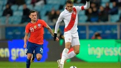 Chile suspende amistoso contra Perú por crisis política