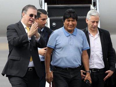"Evo acusa a OEA de estar ""a servicio del imperio norteamericano"""
