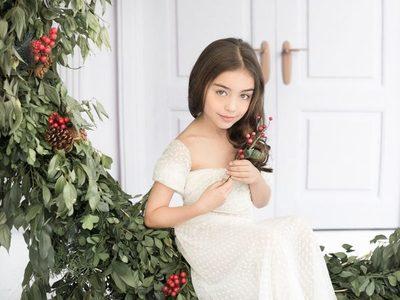 Espíritu navideño se hace eterno en fotografías