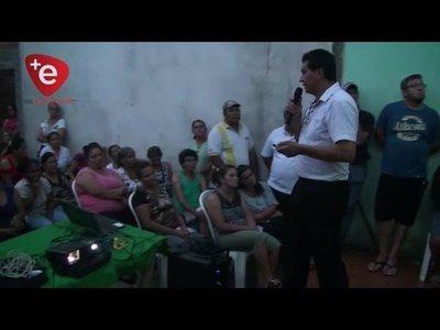 PROYECTO DE COMPLEJO HABITACIONAL SUSTENTABLE ES PRESENTADO A FAMILIAS ENCARNACENAS