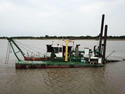 Dragado: Paso Pilar habilitado para todo tipo de embarcaciones