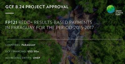 Proyecto sobre reducción de emisiones de carbono fue aprobado