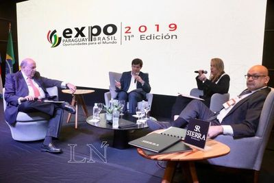 Se inauguró la 11° Expo Paraguay Brasil