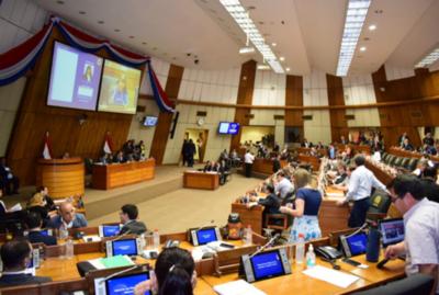 Diputados recortan levemente presupuesto a parlamentarios del Mercosur