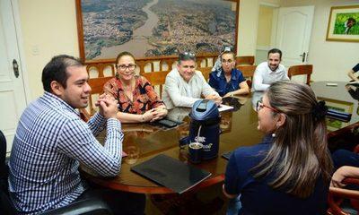 Impulsarán obras en torno al lago Yrendy