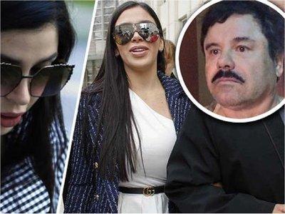 La esposa del Chapo aspira a ser estrella de TV