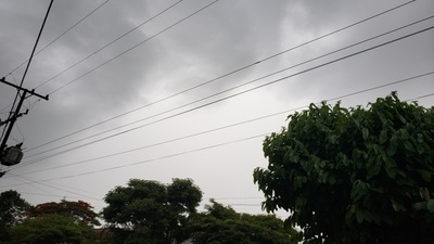 Intensa lluvia en Misiones