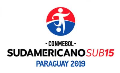 HOY / Retocan logo del Sudamericano que se realizará en Paraguay