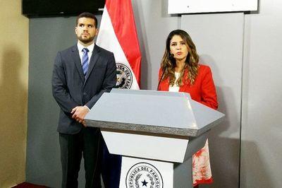 Cecilia Pérez es designada nueva ministra de Justicia