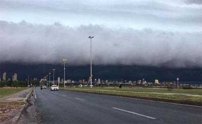 Alerta de lluvias y tormentas eléctricas para este jueves