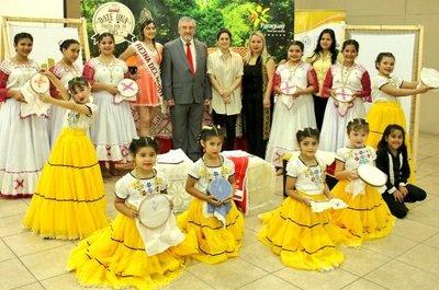 Yataity se viste de fiesta para la Expo Feria del Ao´Poí